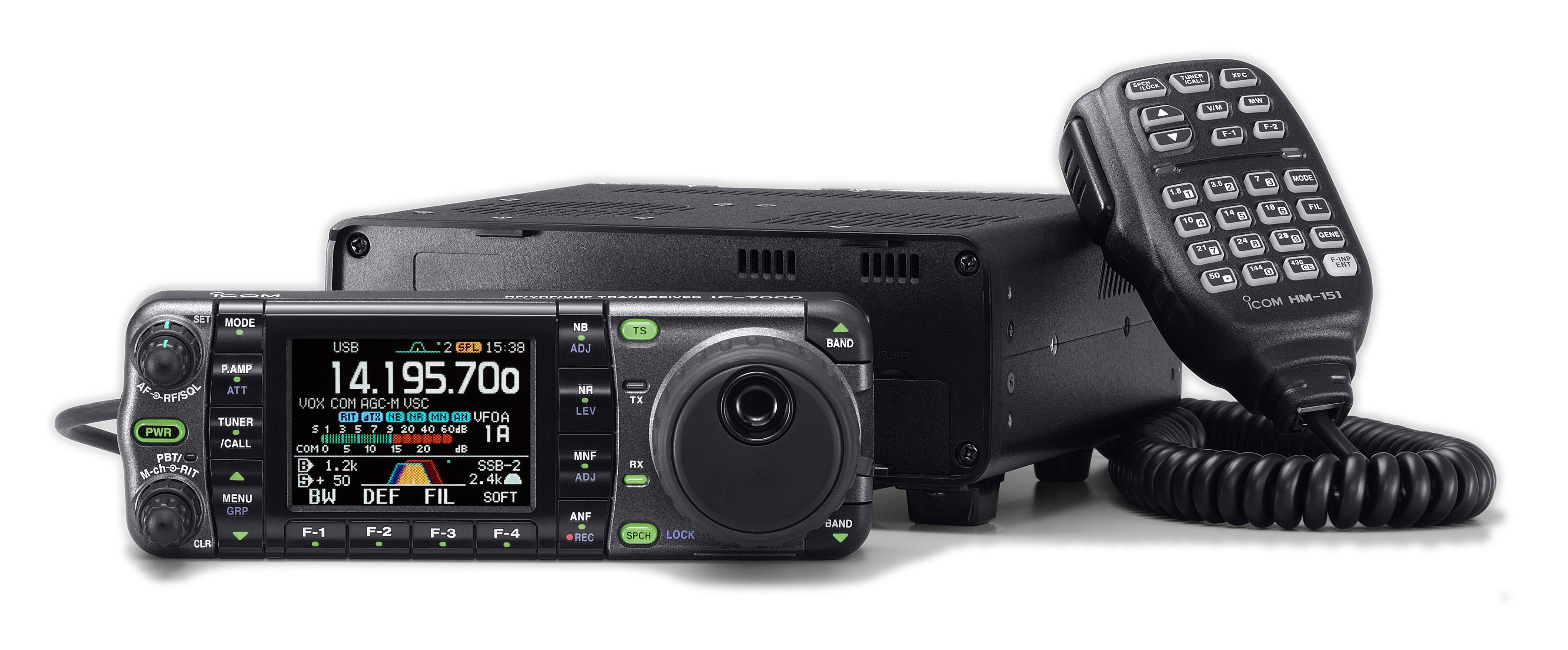 Amateur Radio Transceiver 69