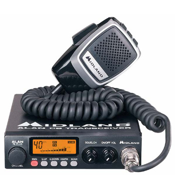 Midland 78 Plus Multi B Mobile CB Radio