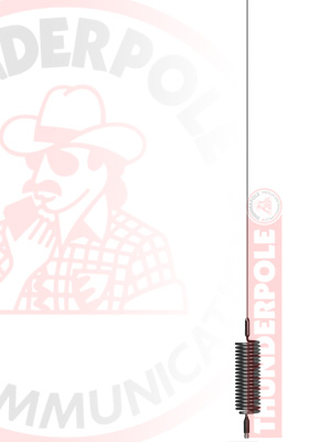 Thunderpole Mini Orbitor CB Radio Antenna
