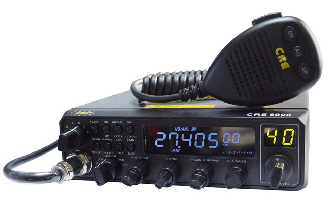 CRE 8900 10m Mobile Radio | Version 3.0