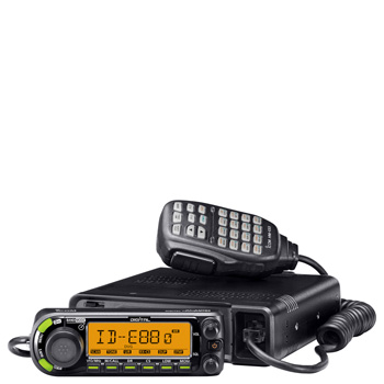 Icom ID-E880 Amateur Radio (Ham) Base Station
