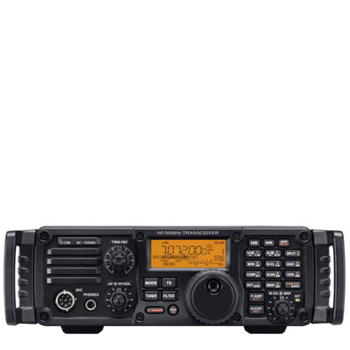 Icom IC-7200 Amateur Radio (Ham) Base Station
