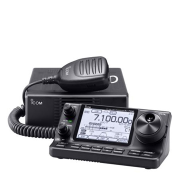 Icom IC-7100 Amateur Radio (Ham) Base Station
