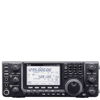 Icom IC-9100 Amateur Radio (Ham) Base Station