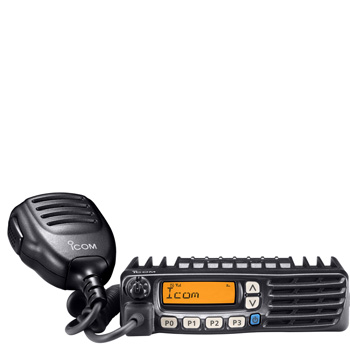 Icom IC-F5022/IC-F6022PMR Mobile Two Way Radio
