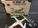 X5C-1 4 Channel Remote Control Quadcopter